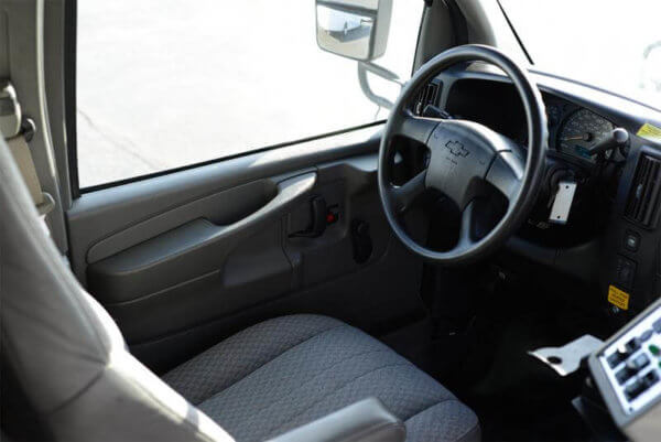 2007 chevy collins express 14 3
