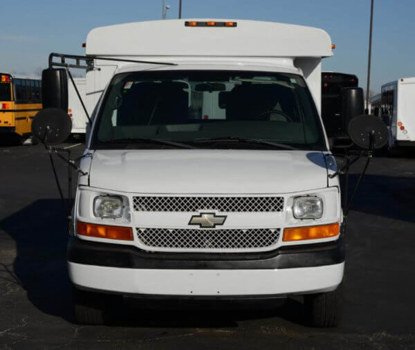2007 chevy collins express 14 4