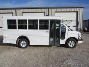2008 chevy collins express 14 1