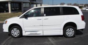 2014 Dodge Braun Caravan 5 1 1