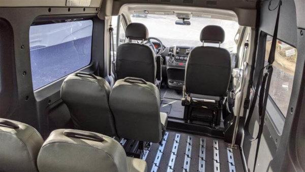 2019 Dodge Promaster 6 2 4