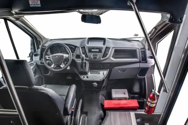 2019 Ford Transit 14 RL New Bus 10