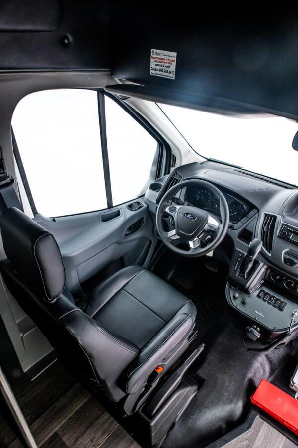 2019 Ford Transit 14 RL New Bus 5