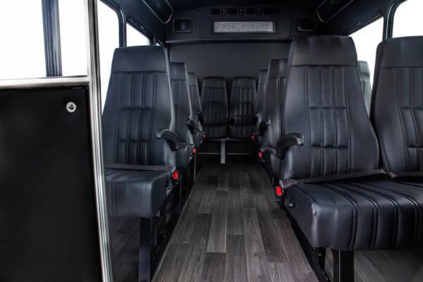 2019 Ford Transit 14 RL New Bus 6