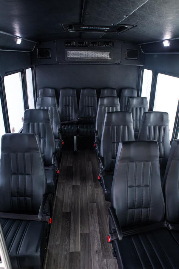 2019 Ford Transit 14 RL New Bus 8