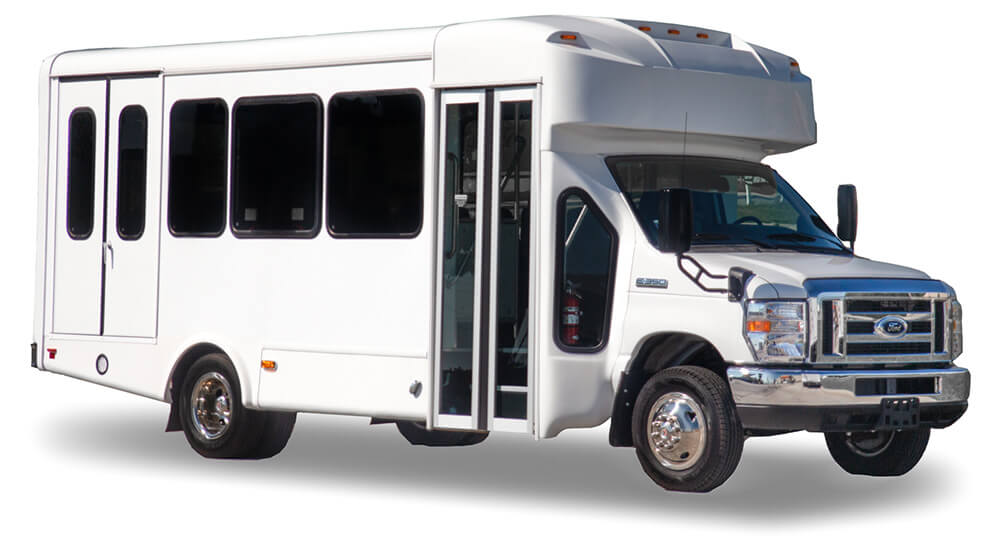 12 passenger small bus rental