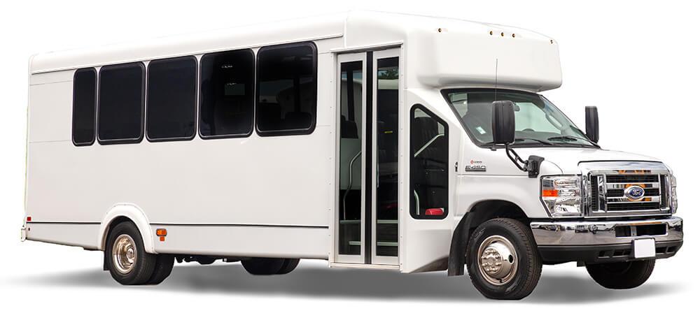 25 passenger minbus rental