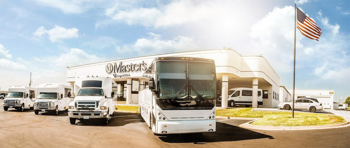 corona bus company masters transportation