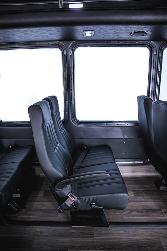 extra legroom spacious interior in shuttlejpg
