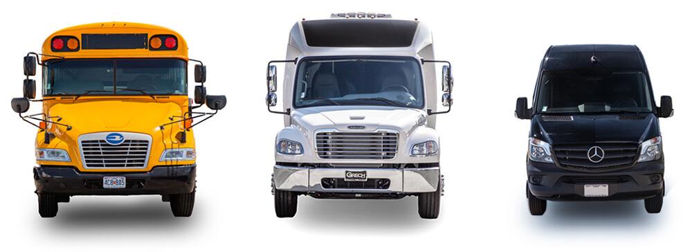 van and bus sales in colorado