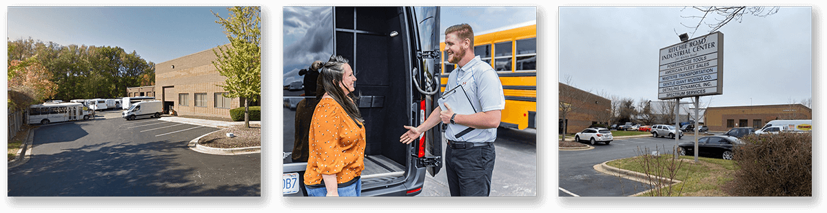 washington dc bus company masters transportation